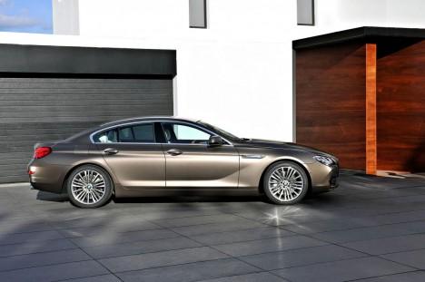 2012 BMW 6-Series Gran Coupe