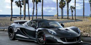 2013 Hennessey Venom Spyder