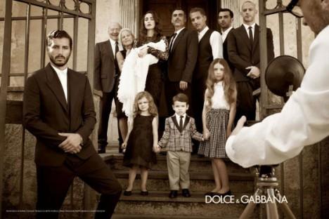 Dolce & Gabbana Spring 2012 Ads