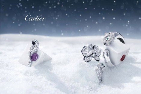 Cartier Winter Tale Holiday 2011