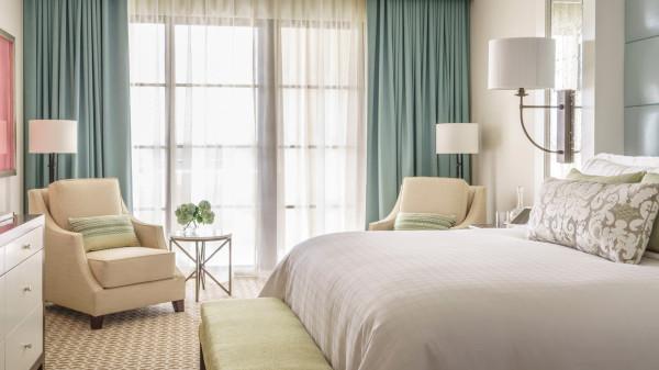 Four Seasons Resort Orlando bedroom