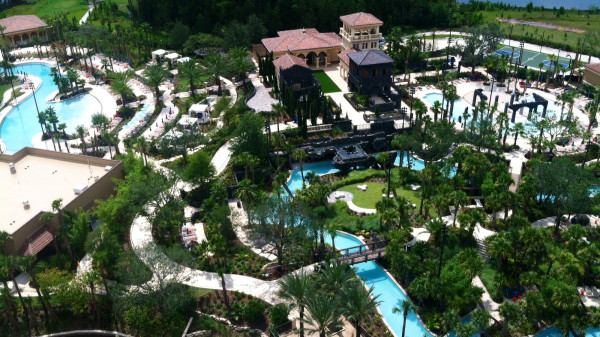 Four Seasons Resort Orlando park
