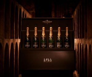 Moet Chandon 1911 Grand Vintage Collection