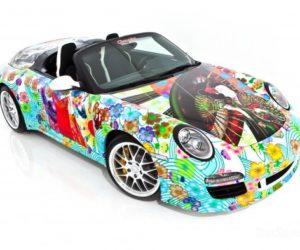 Porsche Speedster Miguel Paredes