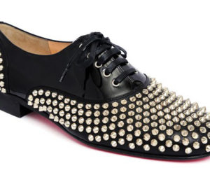 Studded men shoes Christian Louboutin