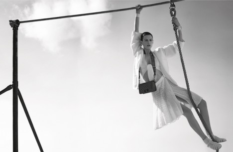Chanel Spring Summer 2012 Campaign photo