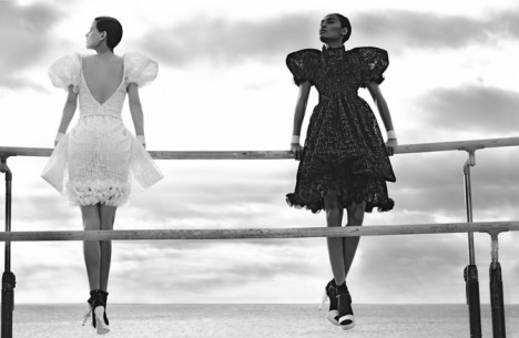 Chanel Spring Summer 2012 Campaign