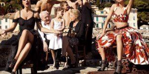 Dolce & Gabbana Spring 2012 Ad Campaign