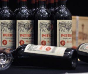 wine petrus 2000
