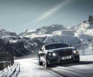 Bentley Continental V8