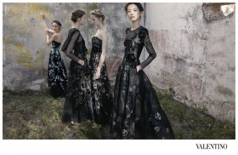 Valentino Spring Summer 2012 Campaign