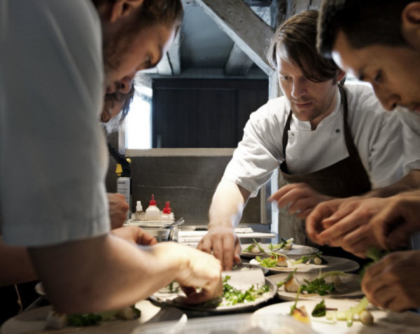 Danish chef Rene Redzepi