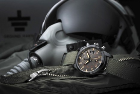 IWC Top Gun Miramar Pilot Watch