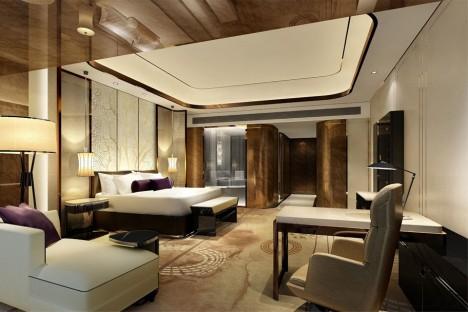 St Regis Hotel Shenzhen guestroom
