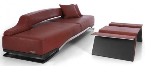 aston martin furniture sofa