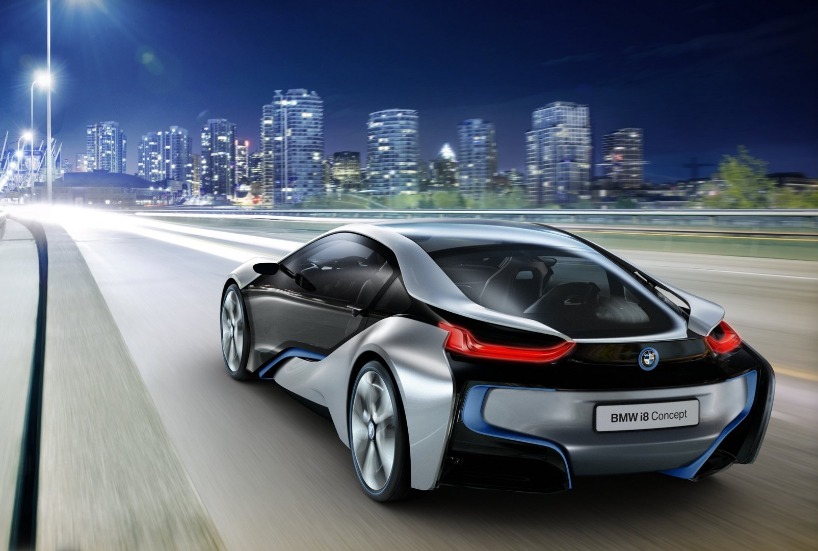 BMW Electric I5 For 2015