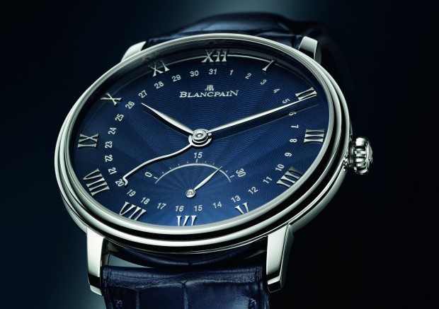 Blancpain Villeret Collection 2012