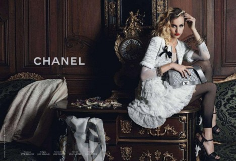 Chanel Boy Hangbags Spring 2012