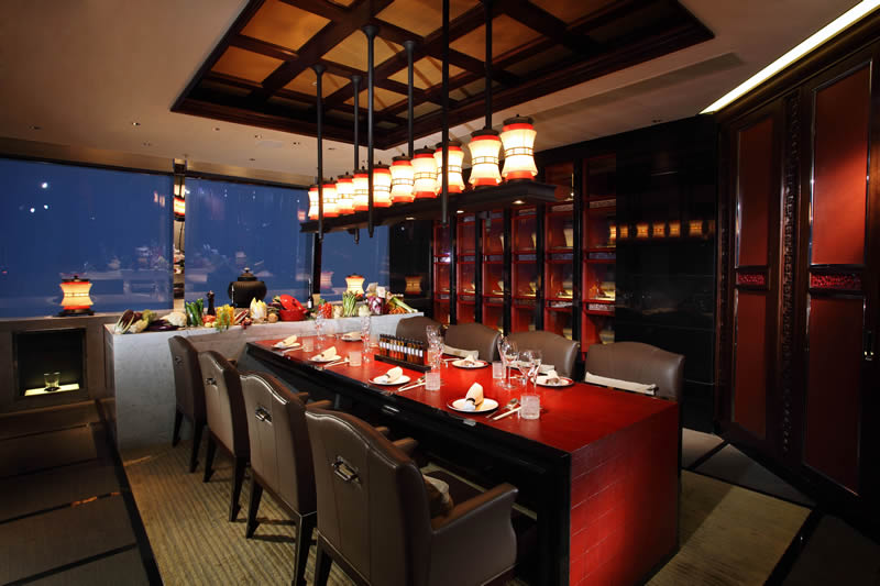 Chef Table Ritz Carlton Hong kong