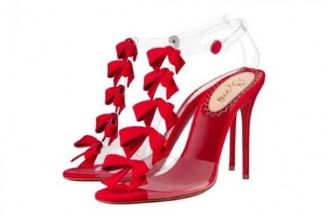 Louboutin capsule line The Bow Bow