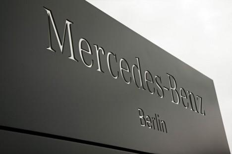Mercedez Benz Berlin