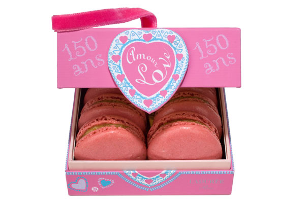 laduree valentines day box