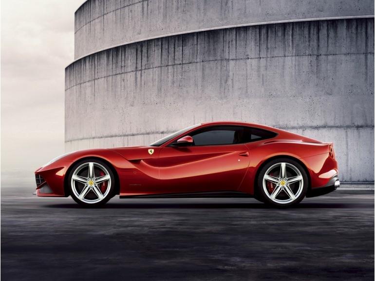 Ferrari F12 Berlinetta supercar