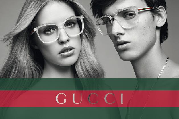 Gucci Eyewear Spring 2012 Campaign