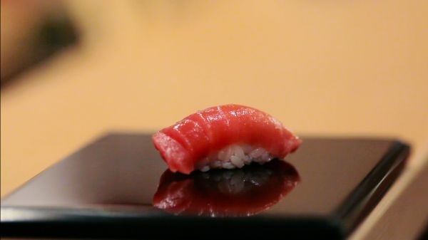 The Worlds Best Sushi Chef Video
