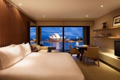 Park Hyatt Hotel Sydney room