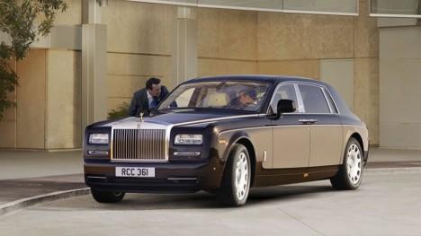 Rolls Royce Phantom Series ll Extended Wheelbase