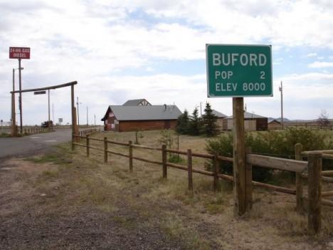 Buford Wyoming USA