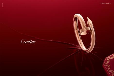 Cartier Juste Un Clou pink gold