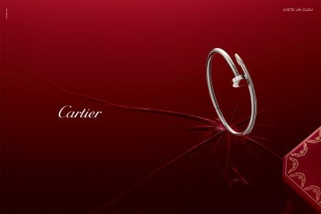 Cartier Juste Un Clou white gold