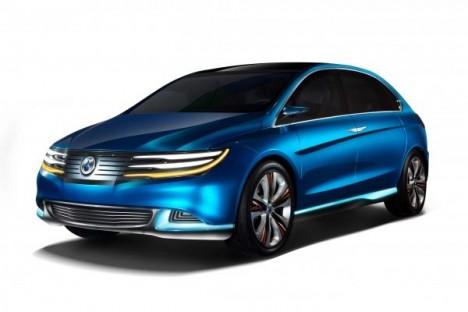 Denza New Energy Vehicle