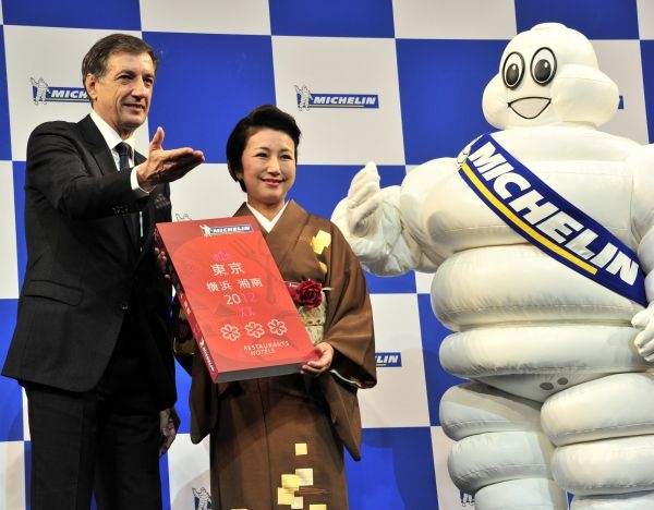 Japan Michelin Three-Star Restaurants
