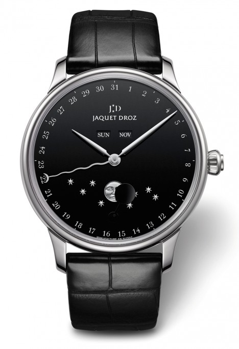 Jaquet Droz Eclipse Onyx Watch