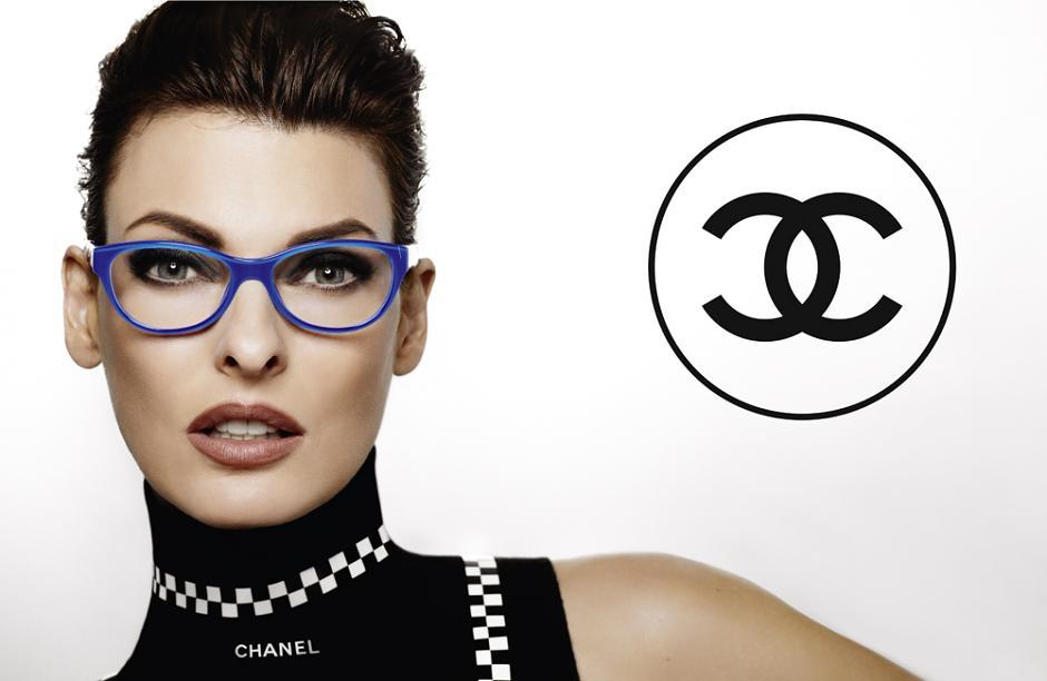Linda Evangelista for Chanel