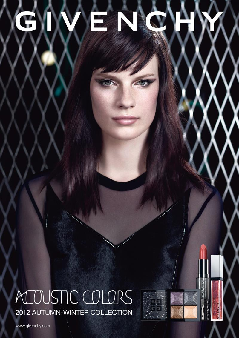 Querelle Jansen for Givenchy Acoustic Colors