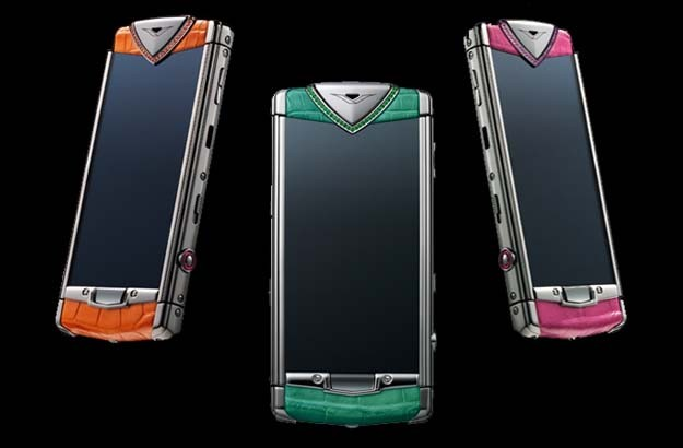 Vertu Constellation Symbian