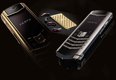 nokia sell vertu