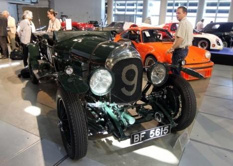 1925 Bentley litre Le Mans Replica Tourer