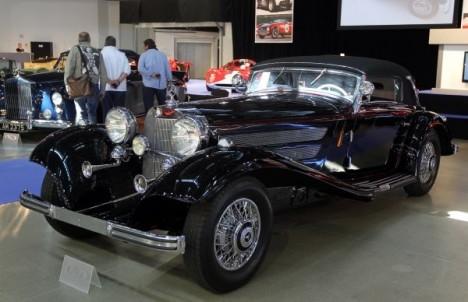 1936 Mercedes Benz 540 K Sport Cabriolet A