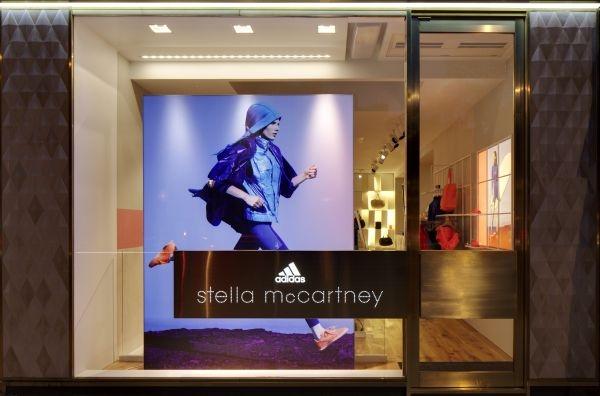 Adidas by Stella McCartney shop opens