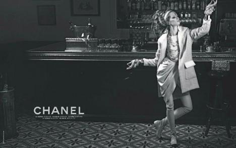 Chanel Pre-Fall 2012 Campaign