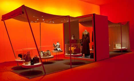 Hermes Leather Forever exhibition