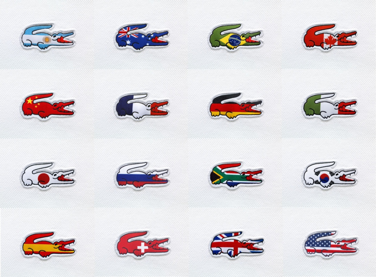 fd5bd365b62ae Lacoste Flag Collection 2012