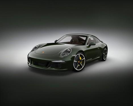 Porsche 911 Club Coupe Special Edition photo