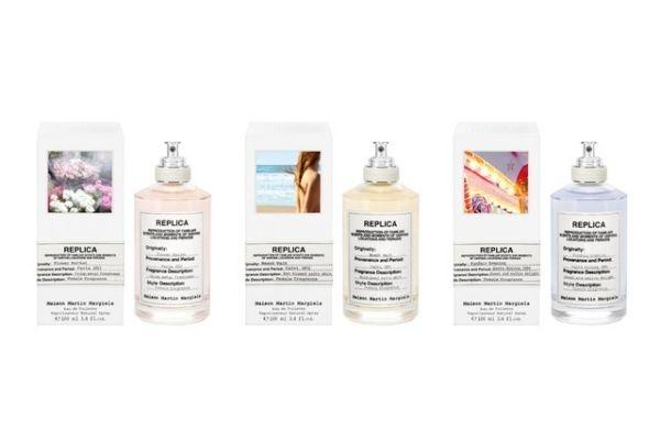 Replica fragrances by Maison Martin Margiela