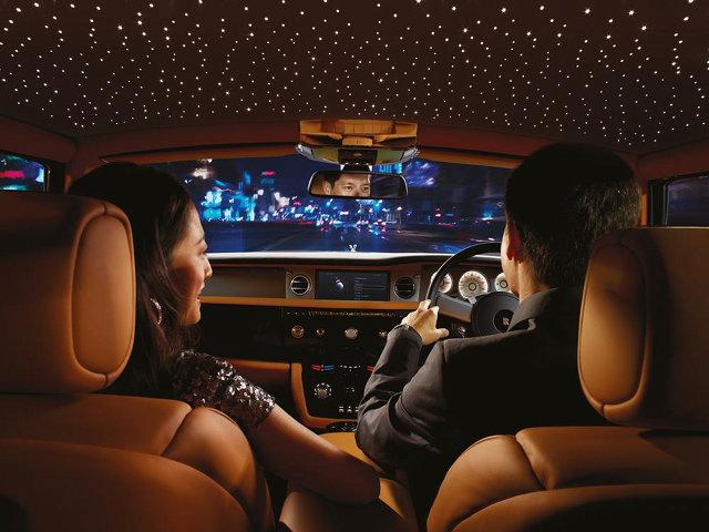 Rolls Royce S New Starlight Headliner